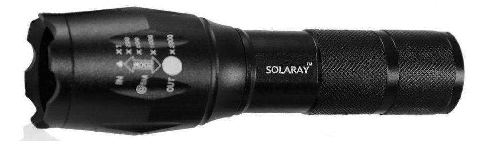 Solaray Pro ZX-1XL