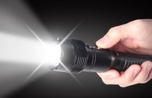 Popularity of Tactical Flashlights