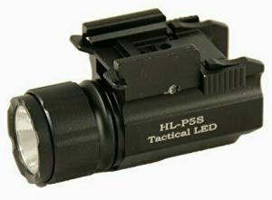 Aimkon Hilight P5s 400 Lumen Pistol LED Strobe Flashlight With Weaver Quick RELE