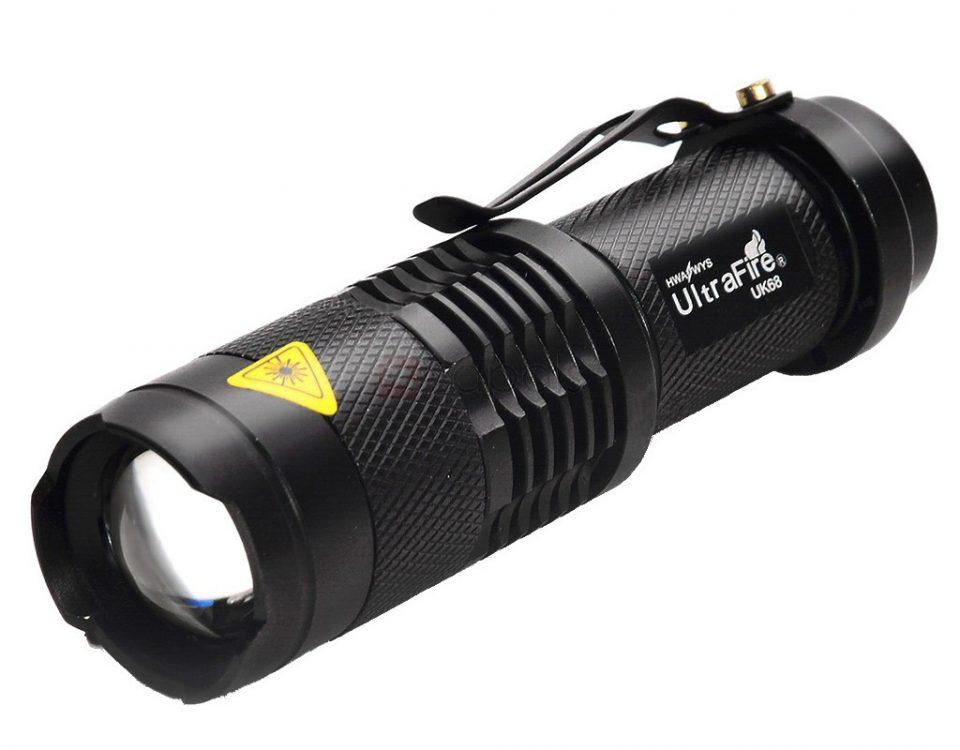Cree Flashlights