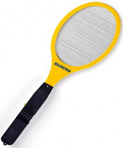 ELUCTO Electric Swatter Zap Mosquito Best for Indoor and Outdoor Pest Control 2200 Volt