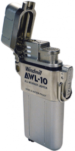 Windmill AWL All Weather Lighter, Gunmetal WM307-0002