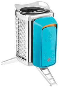 BioLite CookStove Lightweight Wood Burning Camp Stove