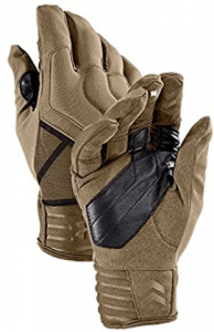 Under Armour Men's Tactical Duty Gloves-Coyote Brown, Large