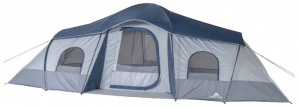 Ozark Trail 10 Person Tent 3 Rooms 20 X 10 by OZARK