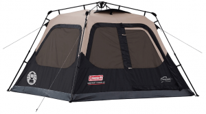 Coleman Cabin Tent with Instant Setup | Cabin Tent for Camping Sets Up in 60 Seconds